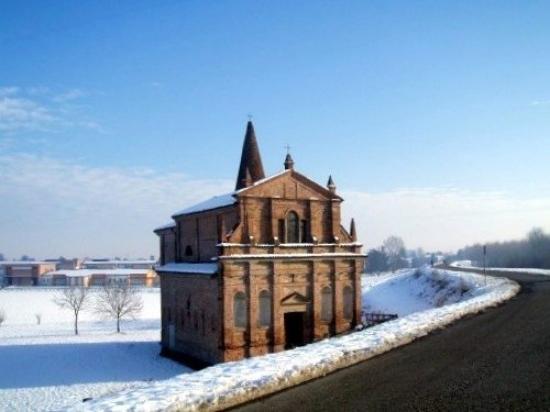 Casalmaggiore (CR) Chiesa di Santa Maria dell'Argine