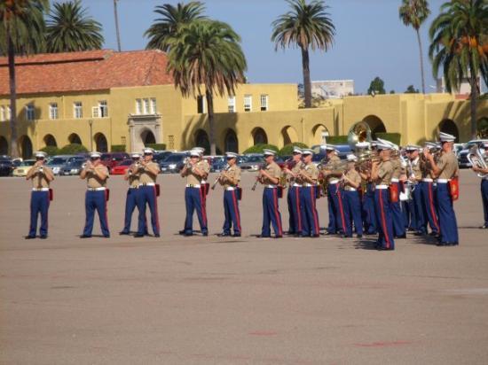 ซานดีเอโก, แคลิฟอร์เนีย: Marine Band