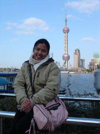 หอไข่มุก (ตง-ฟาง-หมิง-จู-ต่า): Shang Hai