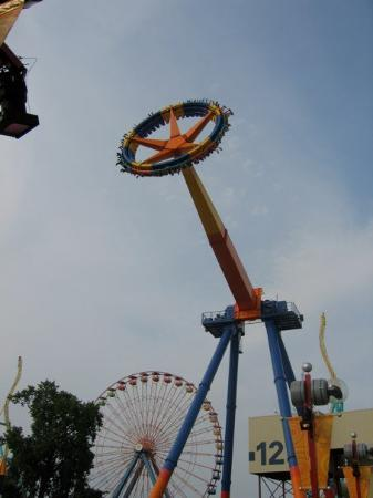 ดีทรอยต์, มิชิแกน: Cedar Point (Ohio)