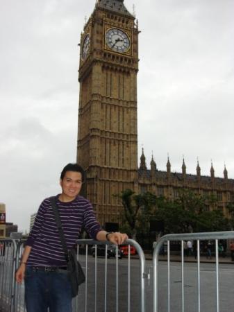 บิ๊กเบ็น: The Clock Tower aka Big Ben.