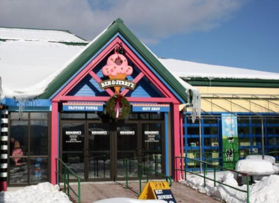 เบอร์ลิงตัน, เวอร์มอนต์: Burlington, Vermont Ben & Jerry's Factory