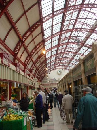 Newcastle upon Tyne, UK: The Grainger Market