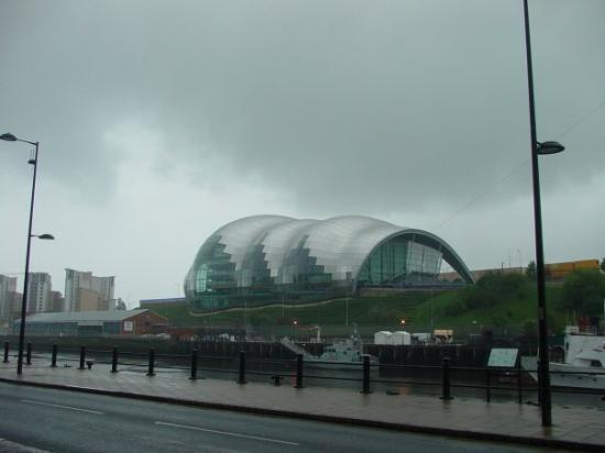 Newcastle upon Tyne, UK: The Slug