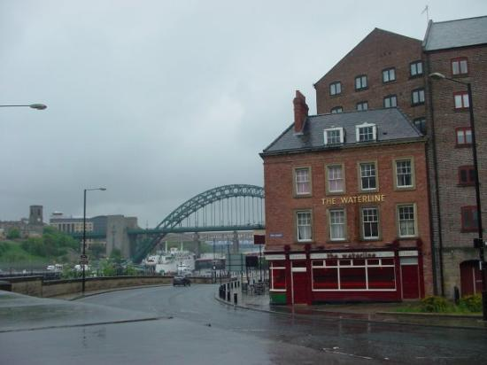 Newcastle upon Tyne, UK: A favourite ex-watering hole