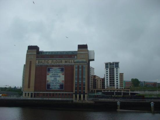 Newcastle upon Tyne, UK: Baltic Art Gallery