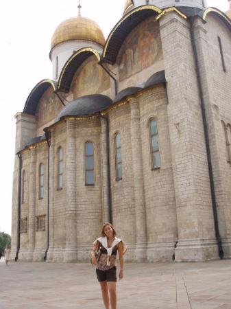 มอสโก, รัสเซีย: all'interno del Kemlino