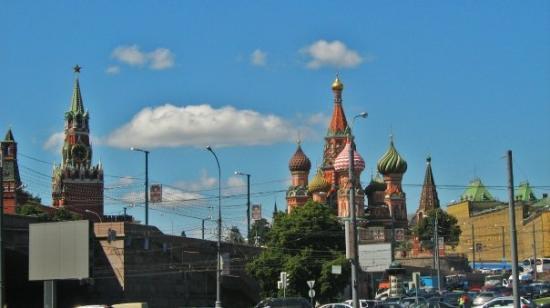 มอสโก, รัสเซีย: Moskva Juli 2009