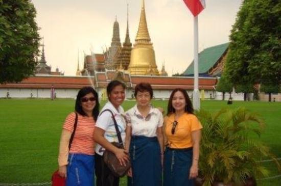 พระบรมมหาราชวัง: Bangkok tour