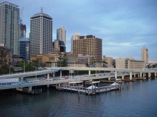 บริสเบน, ออสเตรเลีย: Motorwaterway