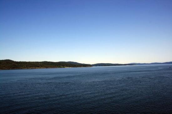 วิคตอเรีย, แคนาดา: Victoria, British Columbia Strait of Georgia
