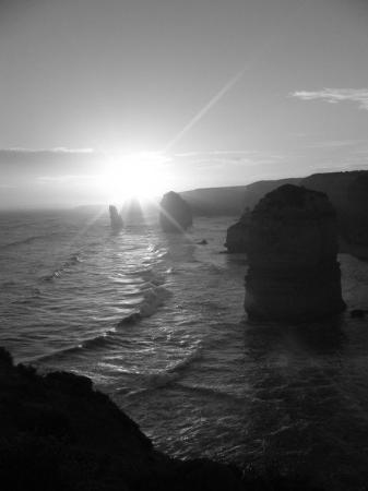 Twelve Apostles: 12 Apostles before one fell into the sea....