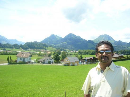 Lutry, สวิตเซอร์แลนด์: At Broc
