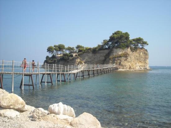 Laganas, กรีซ: CAMEO ISLAND