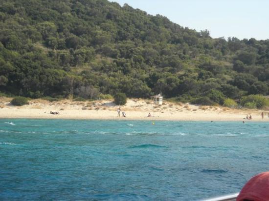 Laganas, กรีซ: MARATHONISSI ISLAND