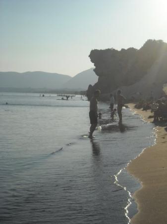Laganas, กรีซ: KALAMAKI BEACH