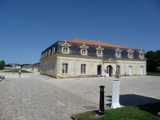 Roquefort, France: Corderie royale à Rochefort