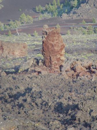 ไอดาโฮฟอลส์, ไอดาโฮ: Craters of the moon - Idaho