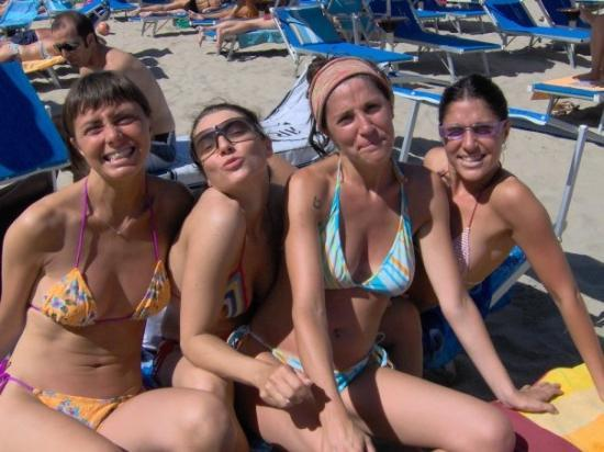 ริมินี, อิตาลี: Cervia Addio al Nubilato Cri 2005