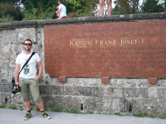 พระราชวังและสวนมิราเบลล์: Im Garten von Schloss Mirabell