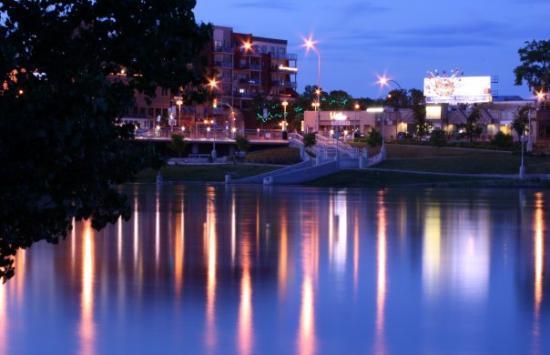 วินนิเพก, แคนาดา: Winnipeg, Manitoba Downtown