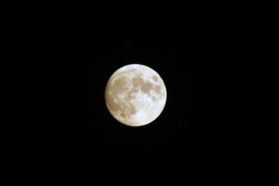 วินนิเพก, แคนาดา: Winnipeg, Manitoba Full Moon