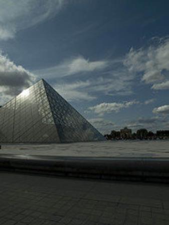 พิพิธภัณฑ์ลูฟวร์ ภาพถ่าย