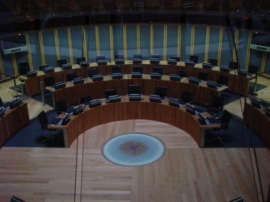 National Assembly for Wales: Seats of power