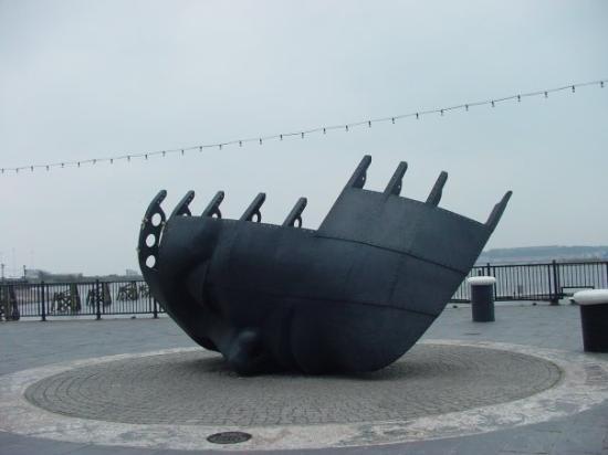 Cardiff Bay: Seasickness