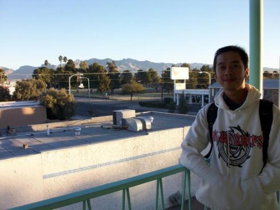 ทูซอน, อาริโซน่า: This picture was taken in the third day.