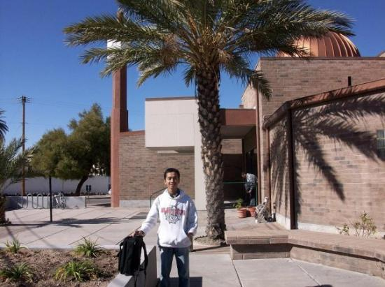 ทูซอน, อาริโซน่า: It was the second day for me to stay in Tucson. And Finally I found Islamic Centre... Oh, Alham