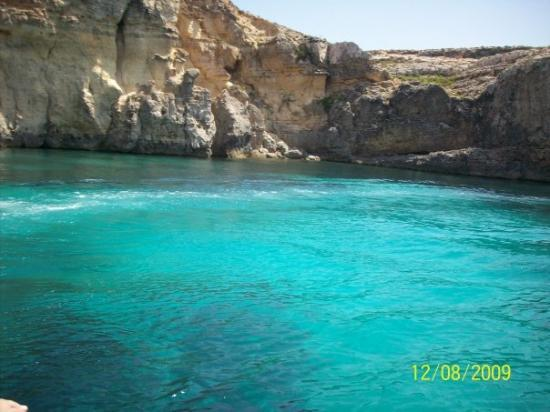 Mellieha, มอลตา: Cristal Lagoon, Malta
