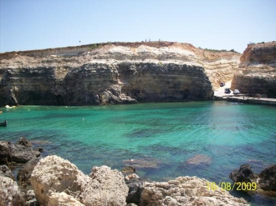 Mellieha, มอลตา: Anchor bay, Malta