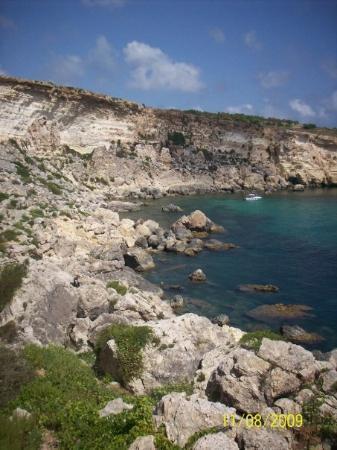 Mellieha, มอลตา: Mistra Bay, Malta