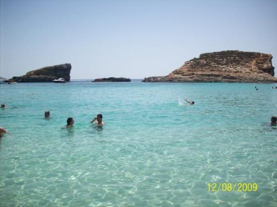 Mellieha, มอลตา: Blue Lagoon, Malta