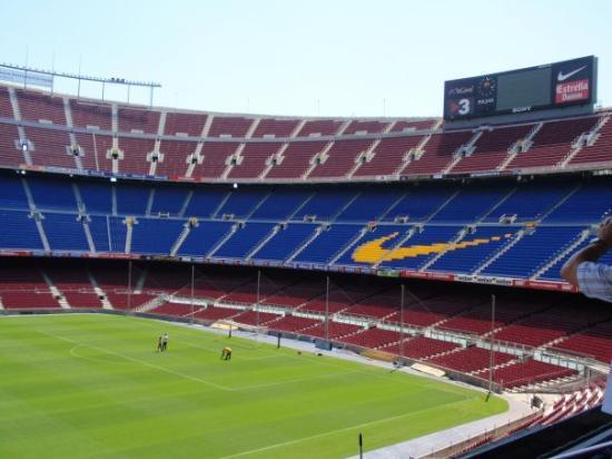 Camp Nou: Nou Camp Barcelona