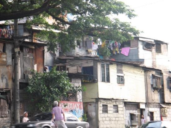 มะนิลา, ฟิลิปปินส์: Laundry hanging
