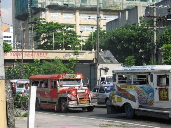 มะนิลา, ฟิลิปปินส์: Another Jeepney