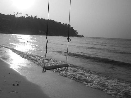 หาดสลัด: cradle rocker in heaven.....