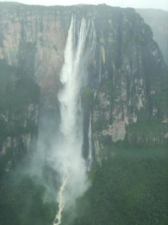 Canaima National Park, เวเนซุเอลา: Angel fall