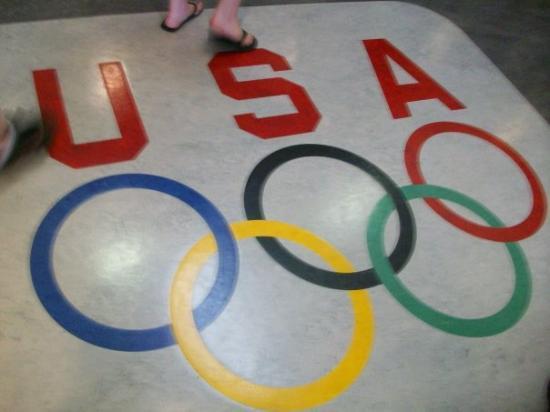 โคโลราโดสปริงส์, โคโลราโด: The US Olympic Training Center