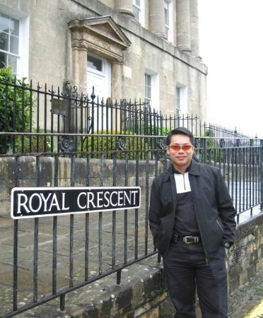 บาธ, UK: ROYAL CRESCENT