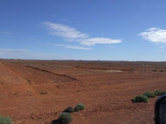 Outback of Coober Pedy on the oodnadatta road