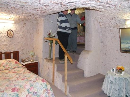 La maison troglodyte de Faye Photo