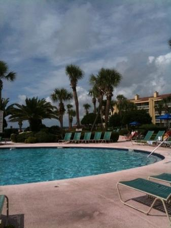 The King and Prince Beach and Golf Resort: My hotel in St. Simons Island, GA