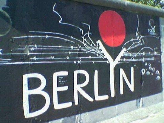 อนุสรณ์สถานกำแพงเบอร์ลิน: Berlino - Il Muro (5)