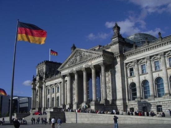 สภาผู้แทนราษฎรเยอรมัน: Berlino - Il Reichstag