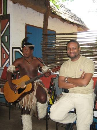 โจฮันเนสเบิร์ก, แอฟริกาใต้: I wish I could include music