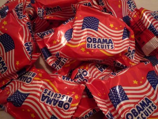 อักกรา, กานา: Obama everywhere across Ghana