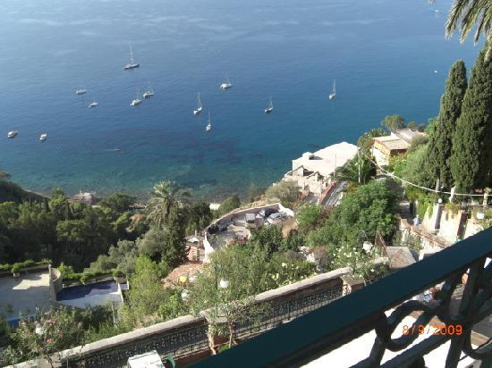 Hotel Villa Schuler: View from our terrace